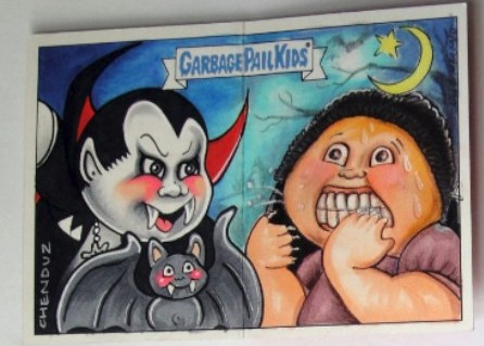 chendus and Lily-Gpk Nasty Nick