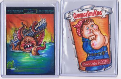 Two special gpk